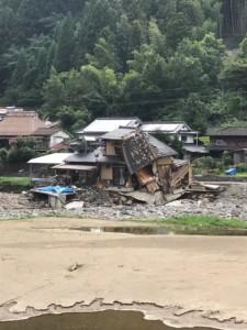 日田市小野地区被害